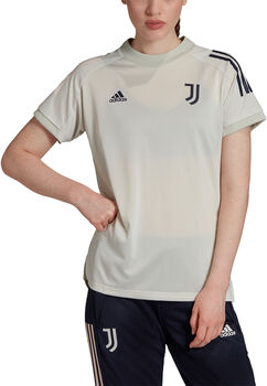 adidas Juventus Trainingsshirt Dames Grijs
