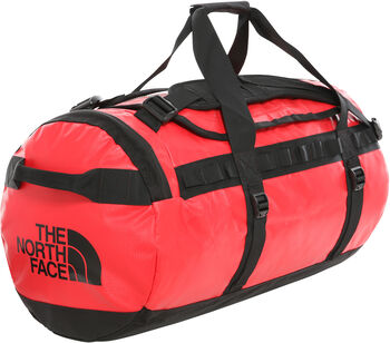 The North Face Base Camp duffel tas Heren Rood
