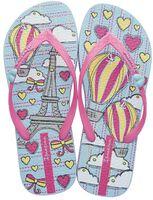 Unique jr slippers