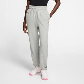 Nike Court Heritage broek Dames Grijs