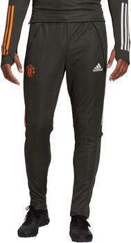 adidas Manchester United Sportbroek Heren Groen