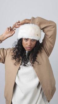 Fur hoofdband