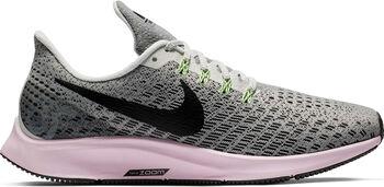 Nike Zoom Pegasus 35 hardloopschoenen Dames Grijs