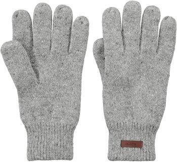 Barts Haakon handschoenen Heren Grijs