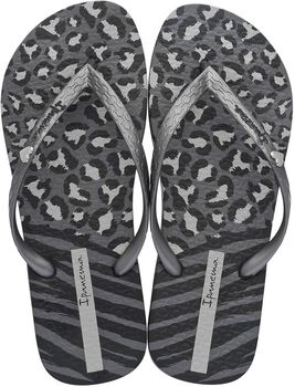 Ipanema Animal Print slippers Dames Grijs
