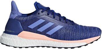 ADIDAS Solar Glide hardloopschoenen Dames Blauw