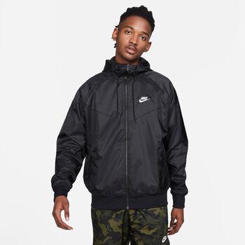 Nike Sportswear Woven jack Heren Zwart
