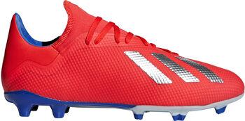 ADIDAS X18.3 FG voetbalschoenen Heren Rood