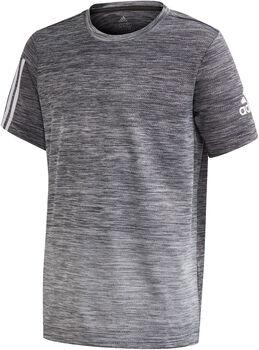 ADIDAS Gradient shirt Jongens Zwart