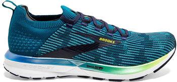 Brooks Ricochet 2 hardloopschoenen Heren Blauw