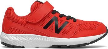 New Balance 570 V2 kids hardloopschoenen Meisjes Rood