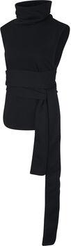 Nike Dri-FIT Wrap Dames Zwart