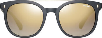 Sinner Diamond Peak zonnebril Heren Zwart