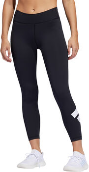 ADIDAS Circuit Badge of Sport 7/8 tight Dames Zwart