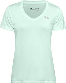 Under Armour Tech SSV Twist shirt Dames Blauw