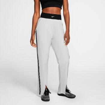 Nike Pro Woven broek Dames Zwart