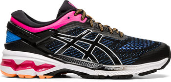 ASICS GEL-Kayano 26 hardloopschoenen Dames Zwart