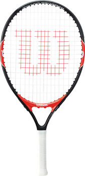 Wilson Roger Federer 21 tennisracket Jongens Zwart