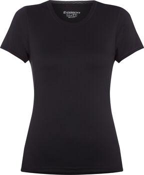 ENERGETICS Gusta 3 shirt Dames Zwart