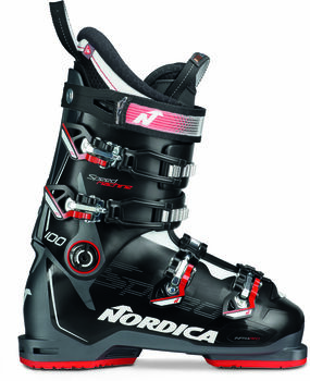 Nordica Speedmachine 100 skischoenen Heren Zwart