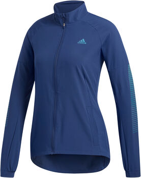 ADIDAS Rise Up N Run jack Dames Blauw