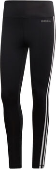 adidas D2M 3S tight Dames Zwart