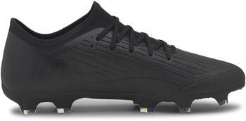 Puma Ultra 3.1 FG/AG voetbalschoenen Heren Zwart