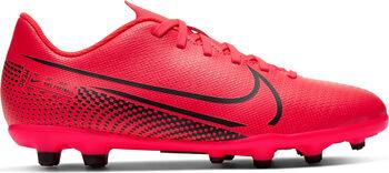 Nike Vapor 13 Club FG/MG voetbalschoenen Rood