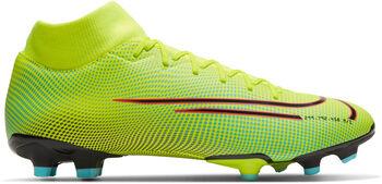 Nike Superfly 7 Academy FG/MG voetbalschoenen Heren Geel
