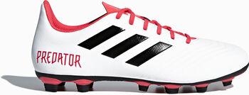 adidas Predator 18.4 FxG voetbalschoenen Heren Wit