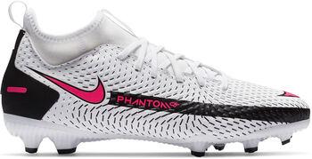Nike Phantom GT Academy Dynamic Fit MG kids voetbalschoenen Wit