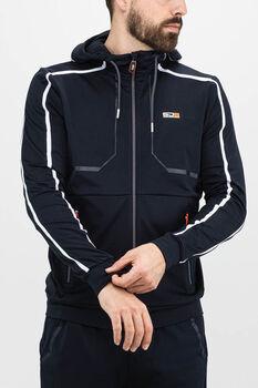 Sjeng Sports Nathon hoodie Heren Blauw
