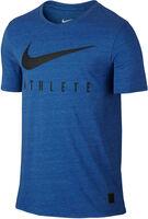 Dri-Blend Mesh Swoosh Athlete Training shirt