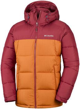 Columbia Pike Lake hoodie Heren Rood