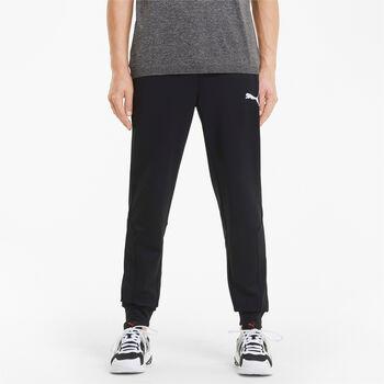 Puma RTG Knit broek Heren Zwart
