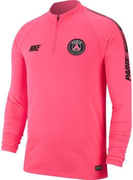 Nike PSG  Dry Squad Drill shirt Heren Roze