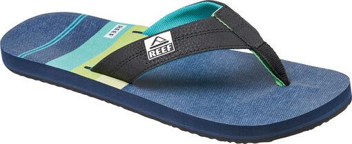 Reef - Prints slippers - Heren - Schoenen - Groen - 44