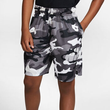 Nike Dry Camo short Wit