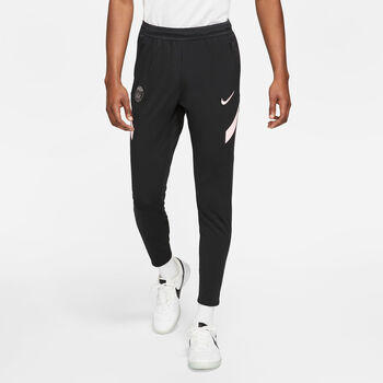 Nike Paris Saint-Germain Dri-FIT Strike Knit uitbroek 21/22 Heren Zwart