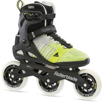 Rollerblade Macroblade 110 3WD skeelers Heren Grijs