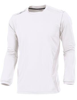 Hummel Club Shirt Ls Heren Wit