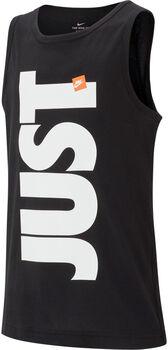 Nike Sportswear JDI top Jongens Zwart