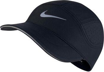 Nike AeroBill Running pet Zwart