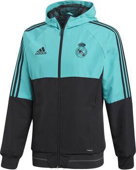 Adidas Real Madrid Presentation jack Heren Blauw