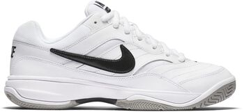 Nike Court Lite tennisschoenen Heren Wit