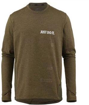 Nike Sphere Element sweater Heren Groen