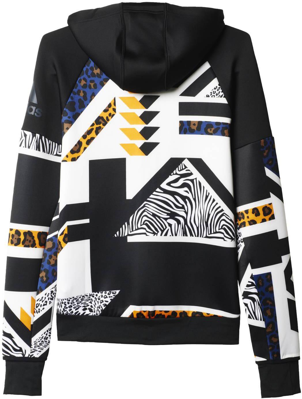 ADIDAS Daybreaker Olym hoodie Dames Zwart » Intersport.nl