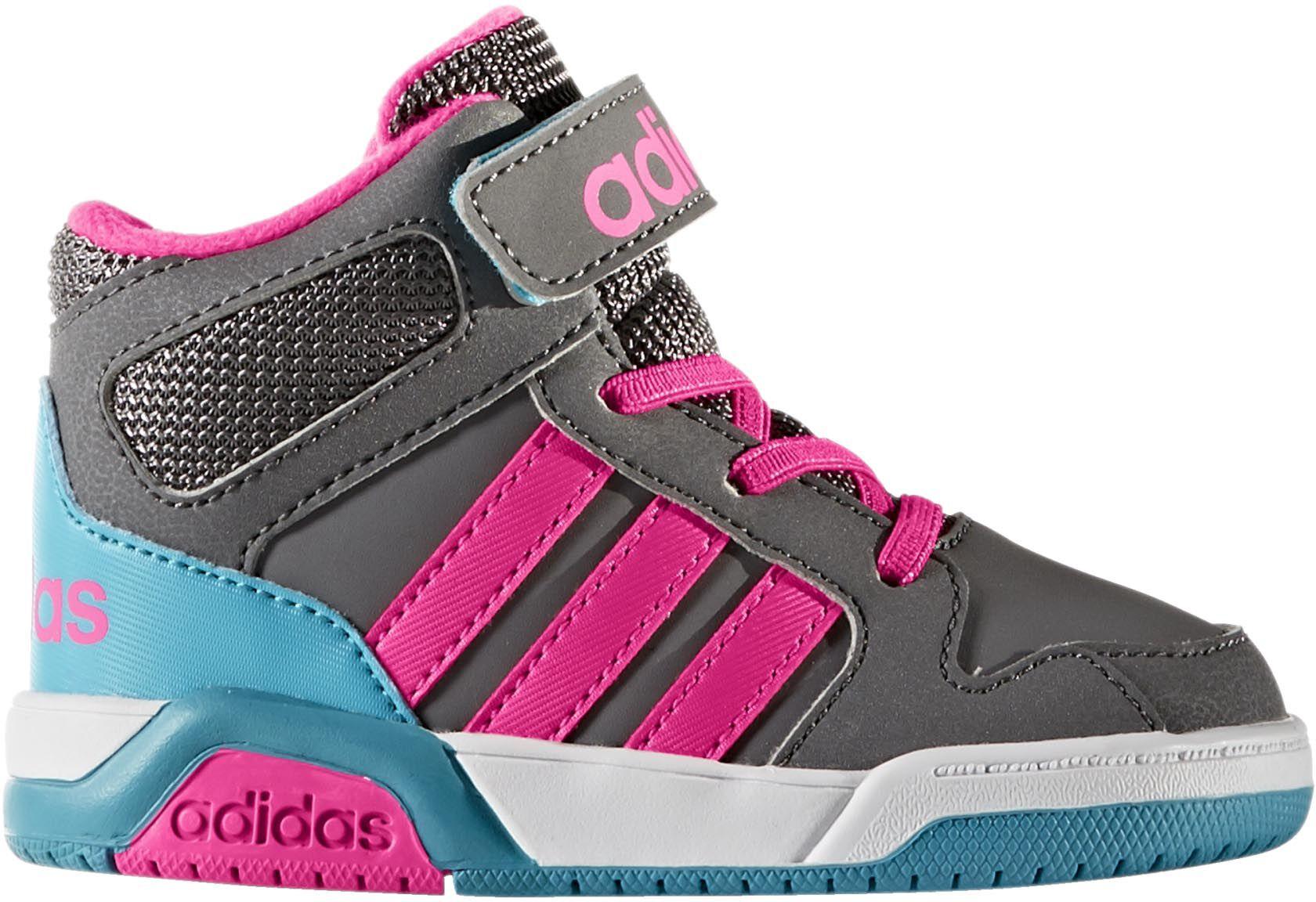 Sneakers Jr Inf Adidas Bb9tis Mid Jongens Zwart CUztqF