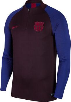 Nike FC Barcelona Trainingstop 2019-2020 Heren Rood