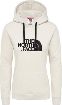 The North Face Drew Peak hoodie Dames Ecru